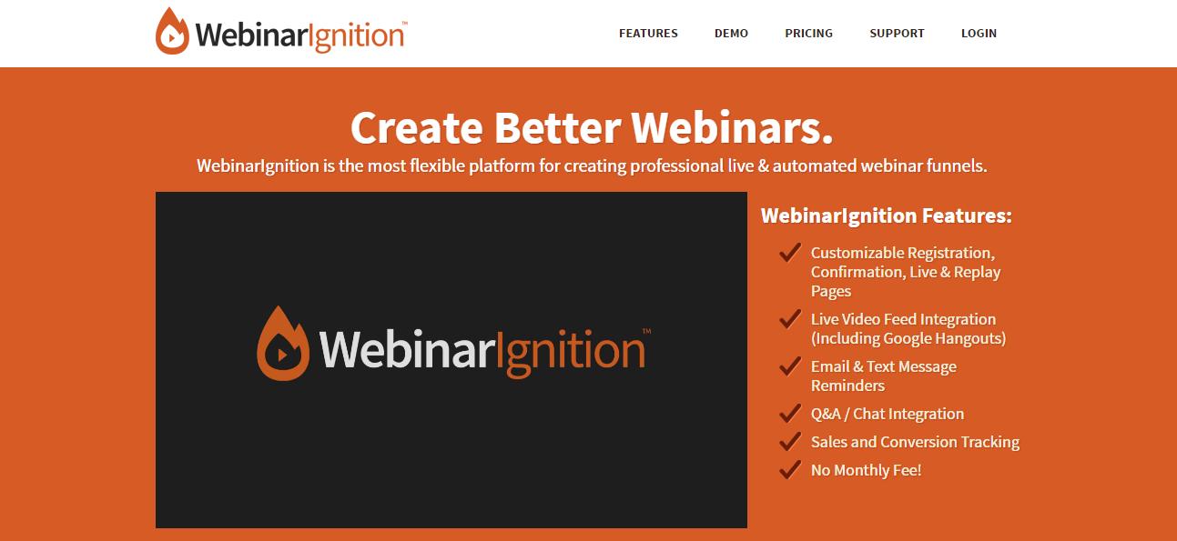 integración de seminarios web