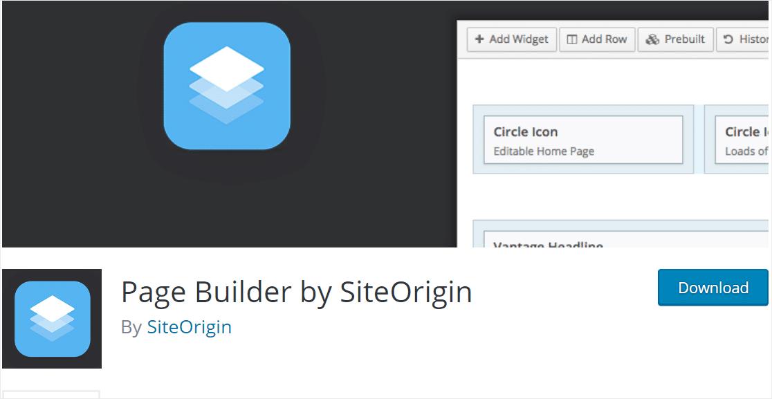 constructor de páginas por sitio constructores de páginas originales de wordpress