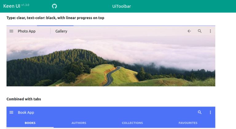 Interfaz de usuario aguda