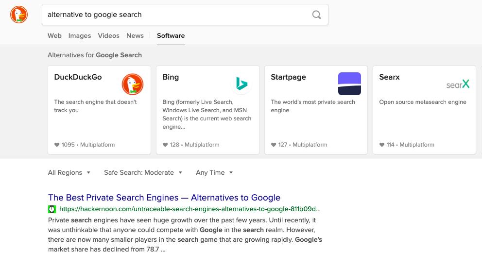 """consulta de duckduckgo para """"alternativas a la búsqueda de Google"""""""
