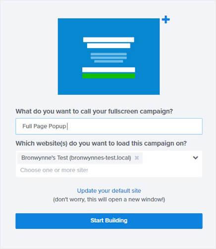 Nombre Campaña emergente de página completa_