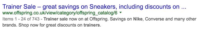 zapatillas nike mala Búsqueda de Google