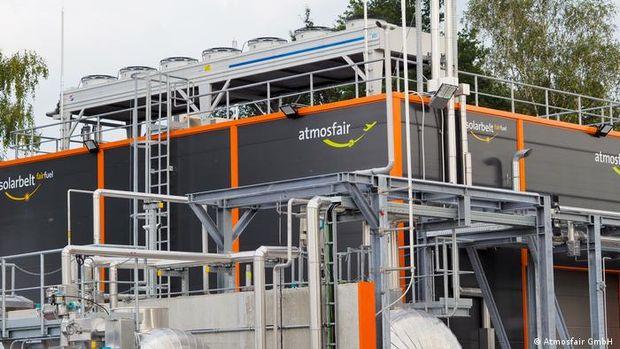 La planta de Atmosfair.