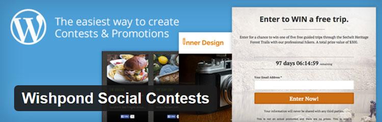 Concursos sociales de Wishpond