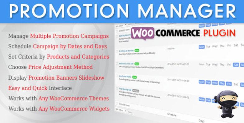 WooCommercePromotionManager