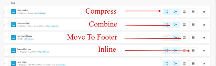Complemento de WordPress Hummingbird.