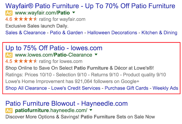 lowe-s-ppc-ad-google-search