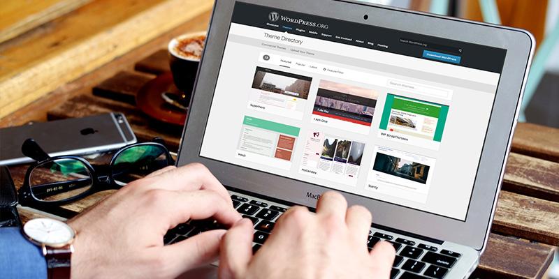 Temas de WordPress gratuitos y premium