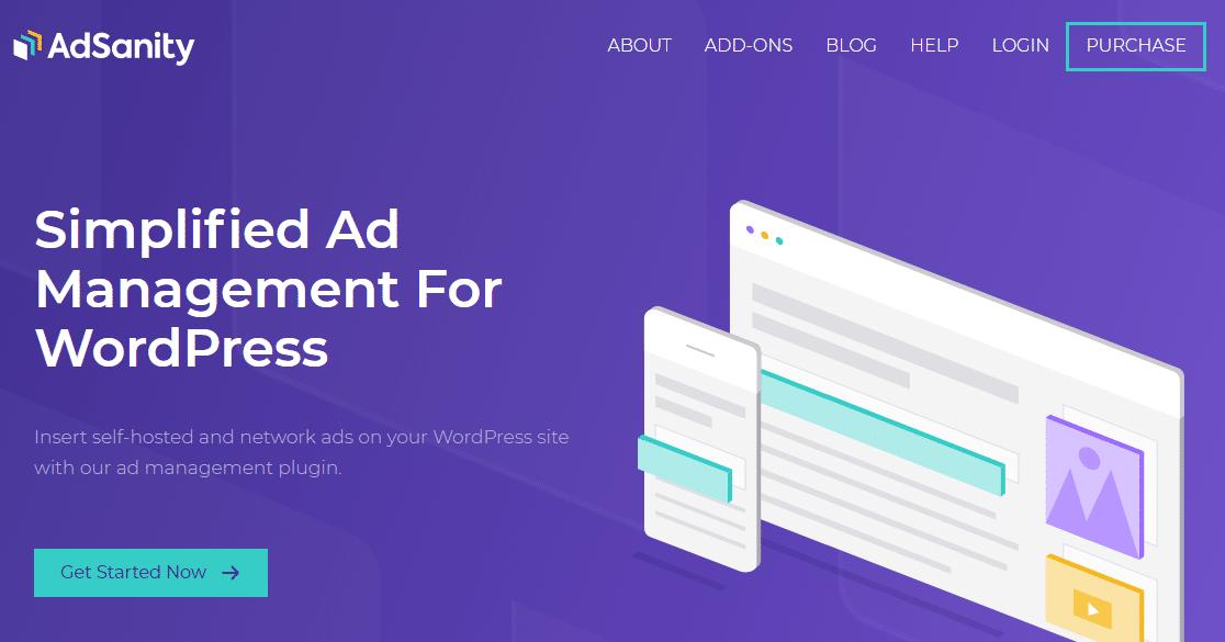 adsanity mejores plugins de afiliados de wordpress