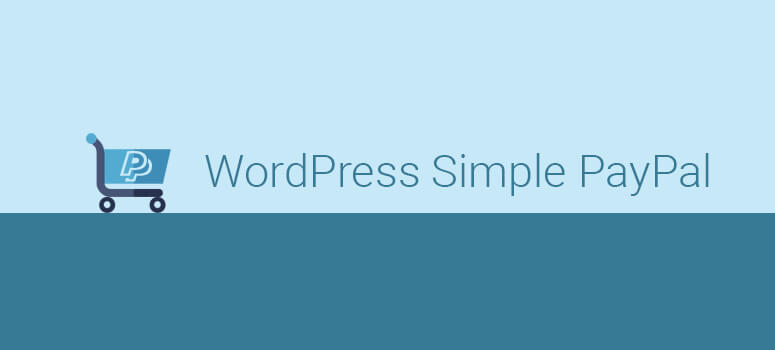 WordPress simple PayPal