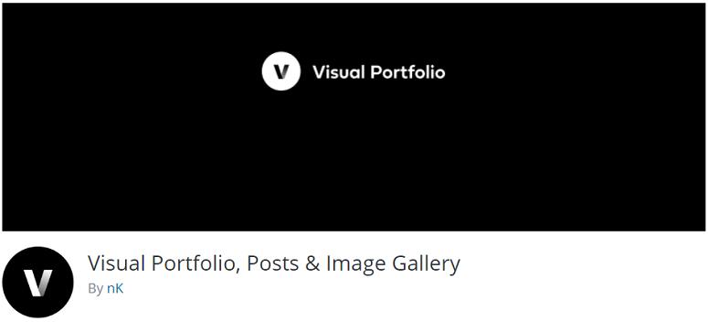 Portafolio visual