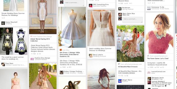 Pinterest  resultados para vestido de verano para boda