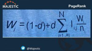 algoritmo de pagerank