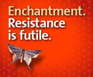 La resistencia al encantamiento es inútil