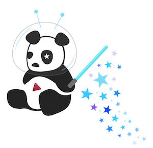 El Panda Cósmico