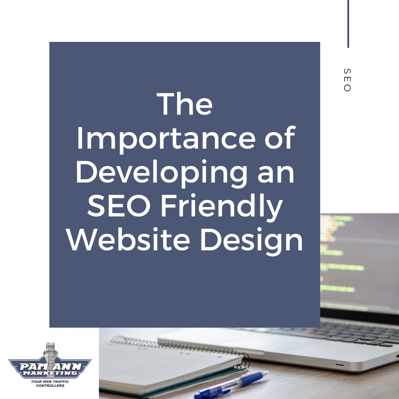 La importancia de desarrollar un diseño de sitio web amigable con SEO