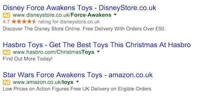 fuerza-despierta-juguetes-búsqueda-de-google
