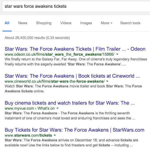 star-wars-force-awakens-tickets-google-search