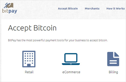 Aceptar Bitcoin - eCommerce