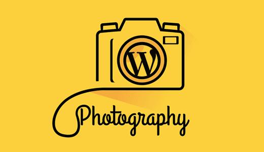 Complementos de WordPress para fotógrafos