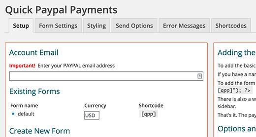 Pagos rápidos de PayPal