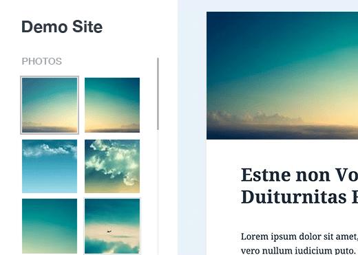 Agregue barras de desplazamiento personalizadas a cualquier elemento en WordPress